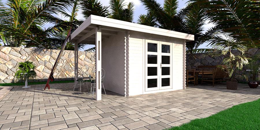 Backyard cabin majorca 9m granny flat canberra canberra outdoor majorca sl 4 malvernweather Choice Image